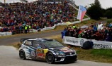 Ogier takes control in Germany