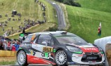 Citroen duo recount horror WRC crash