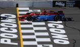 Aleshin secures maiden IndyCar pole at Pocono