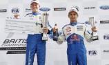 WORLD WRAP: Aussies star in British F4