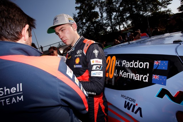 Hayden Paddon keen to gather more tarmac experience in Germany