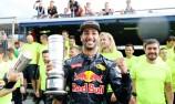 Ricciardo claims Driver of the Day award