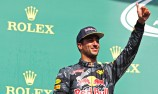 Ricciardo: Red Bull closing in on Mercedes