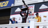 Power closes on IndyCar lead, Pagenaud crashes