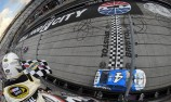 Harvick weathers the storm at Bristol