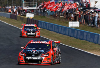 Walkinshaw will continue to field two cars in 2017