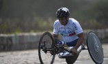 Alex Zanardi ends Rio campaign with double gold