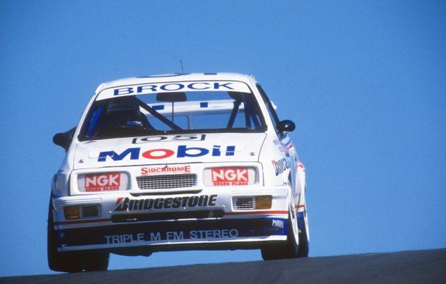 Brock's Ford Sierra at Bathurst