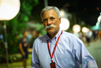 Chase Carey pic: F1 Twitter