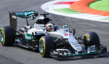 Dominant Hamilton claims Italian GP pole
