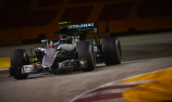 Rosberg beats Ricciardo to Singapore pole