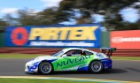 Campbell controls second Carrera Cup heat