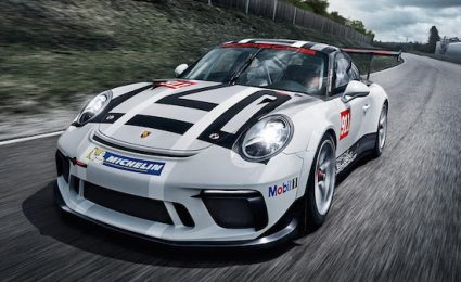 Porsche unveils new generation Carrera Cup Car