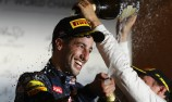Ricciardo proud of Red Bull strategy gamble