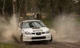 Reeves completes Rally SA sweep