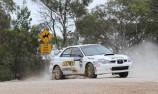 Reeves takes Heat 1 of Rally SA