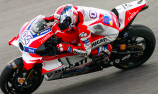 Dovizioso on pole for Malaysian Grand Prix