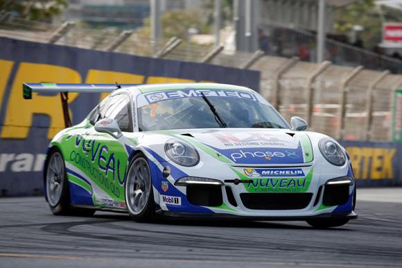 Campbell is the 2016 Carrera Cup Australian champion