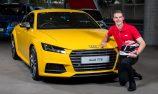 Drew Ridge set for Audi TT Cup Euro start