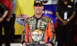 Kevin Harvick secures Charlotte pole