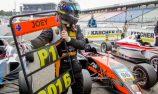 Mawson secures German F4 crown in style