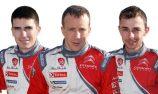 Citroen finalises 2017 WRC line-up
