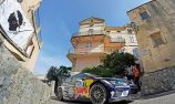 Ogier in control in Corsica