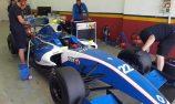 Randle completes rigorous Formula V8 test
