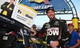 Truex Jr unstoppable at the 'Monster Mile'