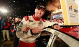 Edwards claims win in rain hit Texas 500