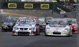 SUPPORTS: Evans completes NZ V8 clean sweep