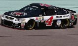 Harvick scores pole at NASCAR finale