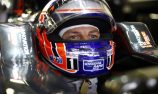 Button set new fitness standard for F1