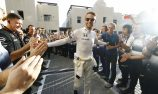 Emotional Button content as F1 career ends
