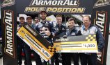 Three drivers vying for Armor All Pole Award