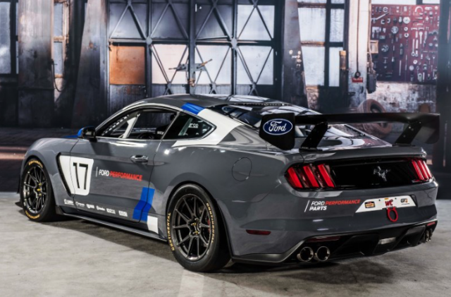 The Mustang is set to be raced around the world