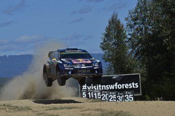 The axe has apparently fallen on Volkswagen's WRC program