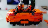 VIDEO: Building a Lego Porsche