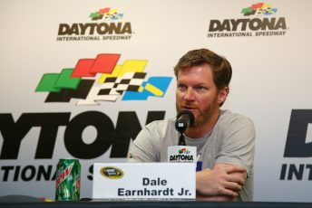 Dale Earnhardt jr has passed a rigorous track and medical test in his quest to return to racing in the Daytona 500 next year