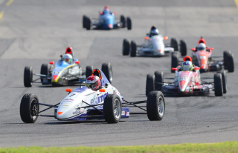 Formula Ford will return to the Supercars support bill in 2017