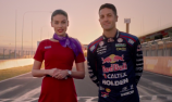 VIDEO: Whincup in Virgin Australia safety video