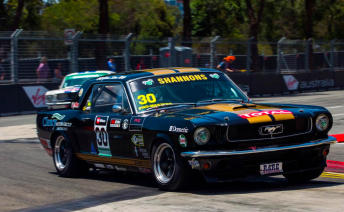 Aaron Seton will pilot the Thunder Road Racing Ford Mustang next season