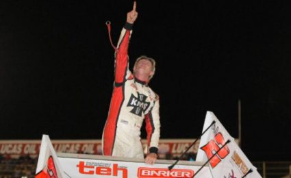 Brooke Tatnell takes night one honours