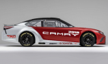 First look at 2017 redesigned Toyota NASCAR