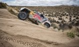 Peterhansel crashes with bike, regains Dakar lead