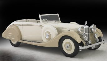 Alvis will be a feature at the London Classic Car Show