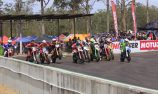 Jared Mees doubles up in Troy Bayliss Classic