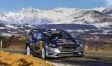 Ogier leads field in Monte Carlo Rally shakedown
