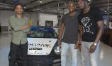 Usain Bolt stars at Zagame Motorsport launch