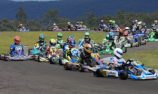 Ricciardo Kart dominates first day of Aus Kart Champs
